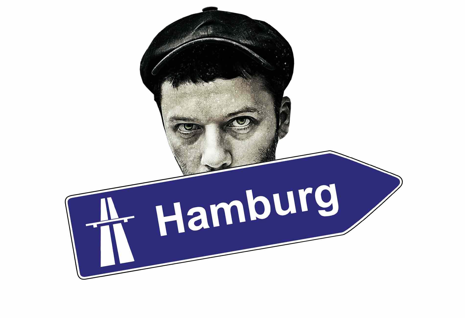 Horror-Fahrt nach Hamburg