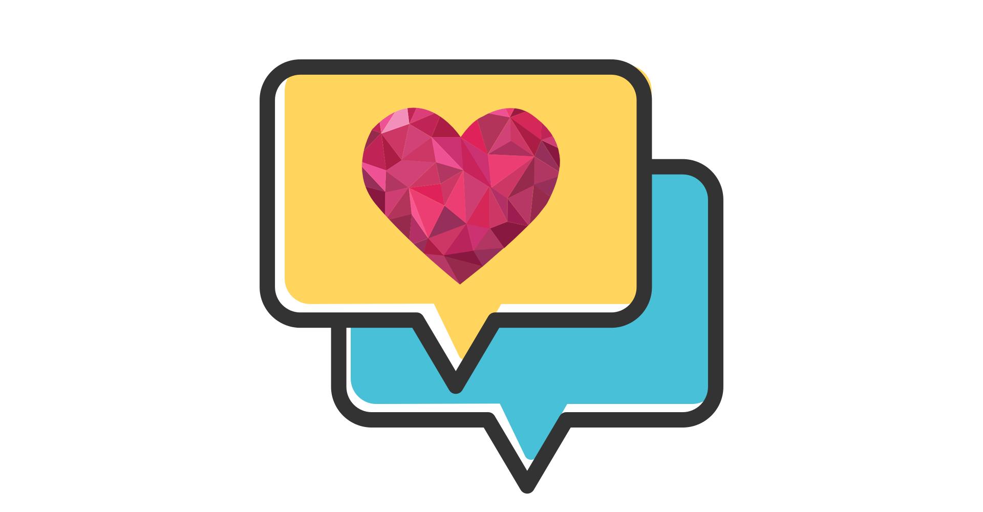 Ich flirte gerne uber Chats! Bin ich da treu?