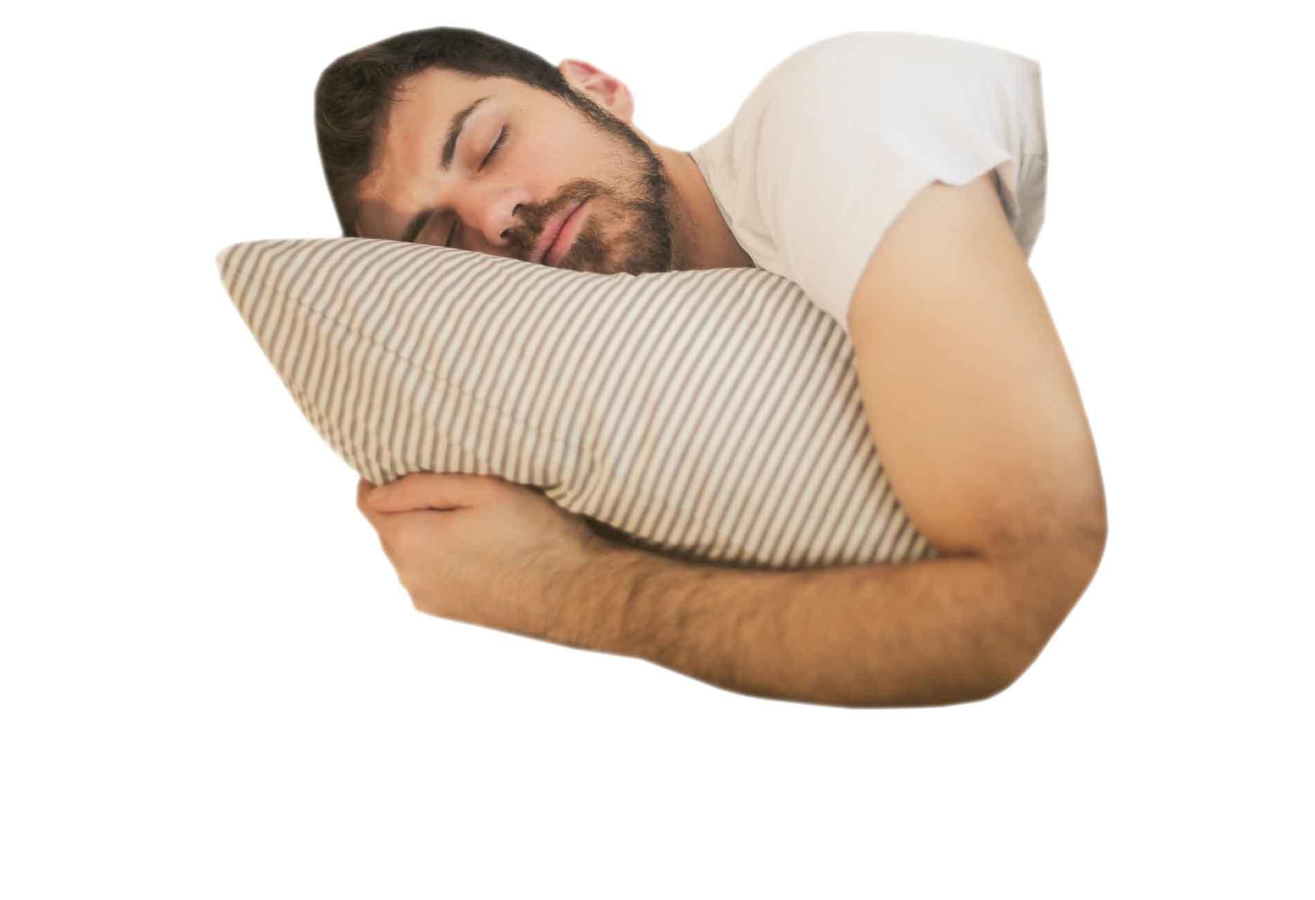 Eingeschlafen im Möbelhaus