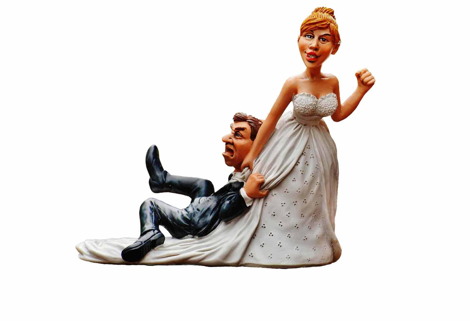 Eheberater macht alles nur noch schlimmer