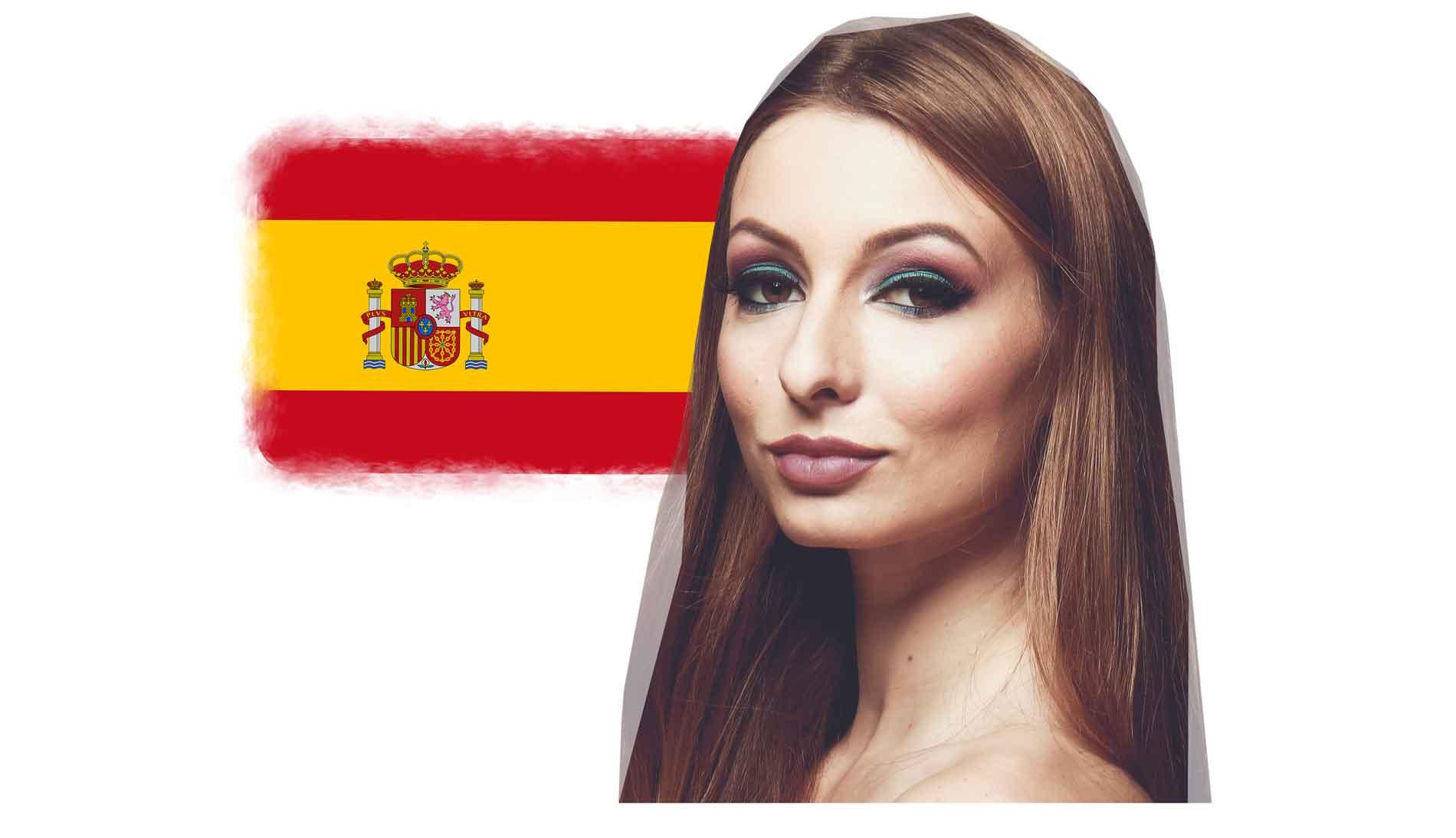 Heiße spanische Schwiegermutter