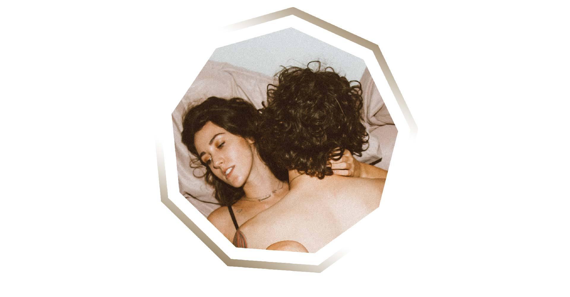 Ich habe mit einem Typen geschlafen