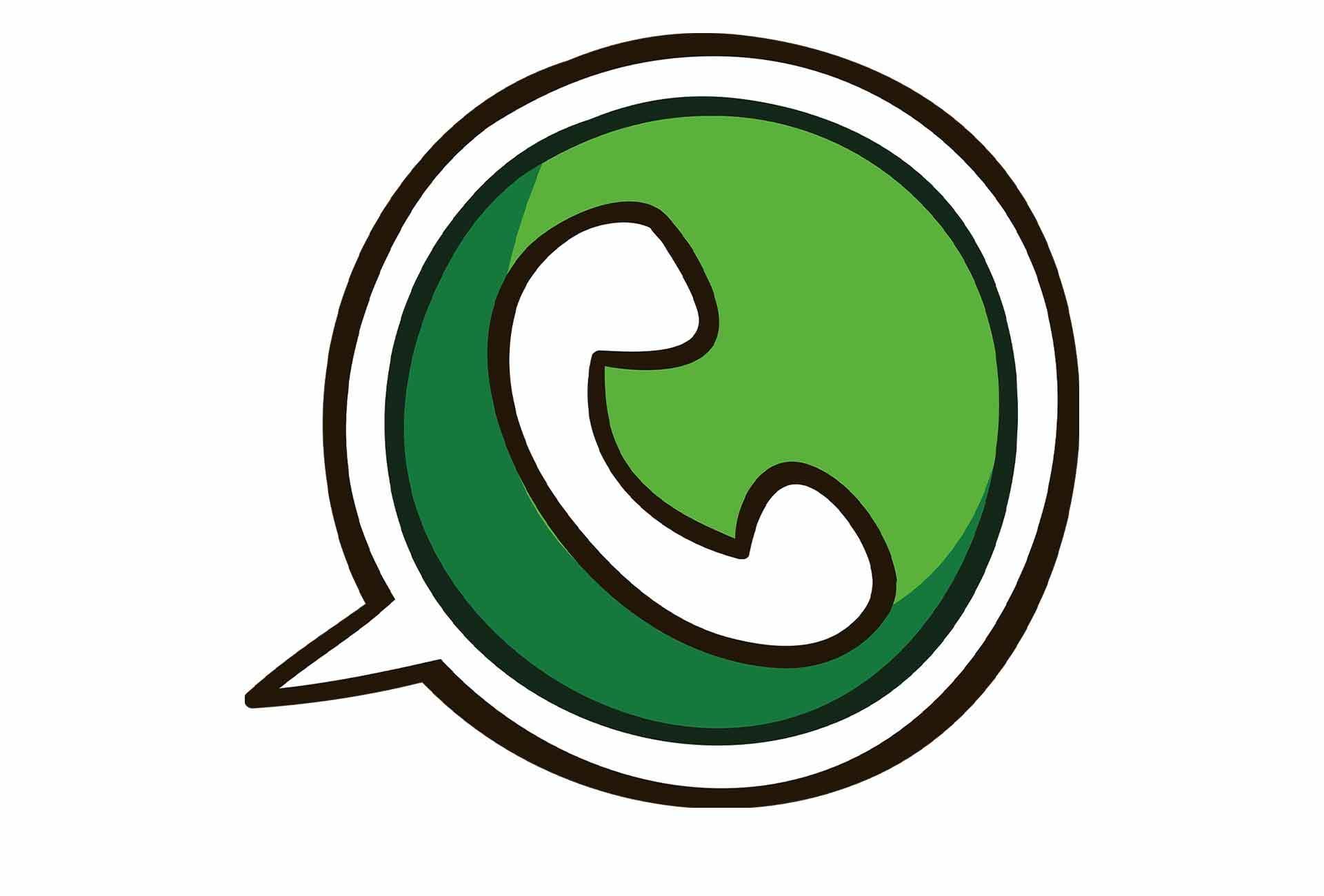 Süchtig nach Whatsapp!