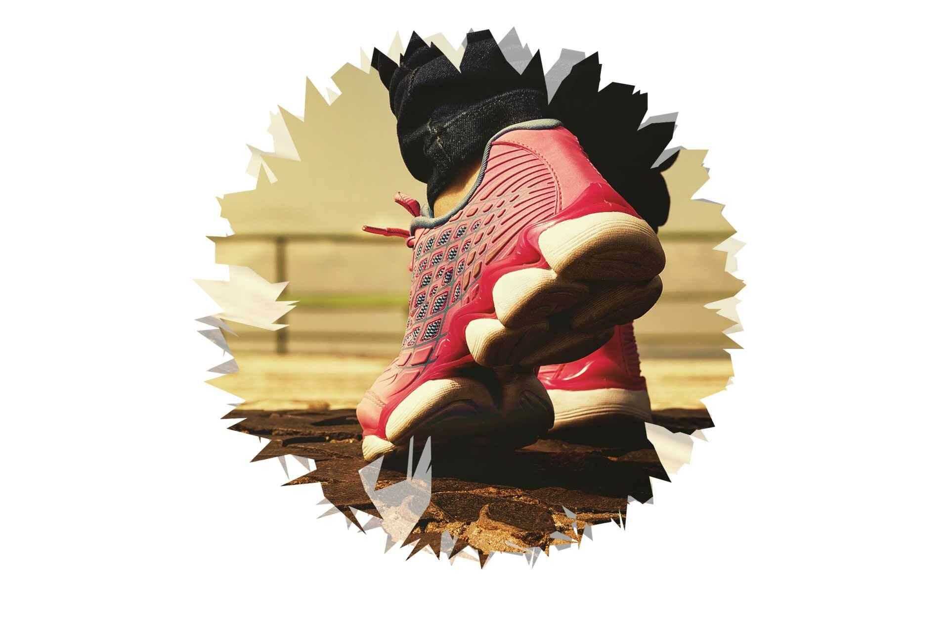 Schuhe, nur Schuhe!
