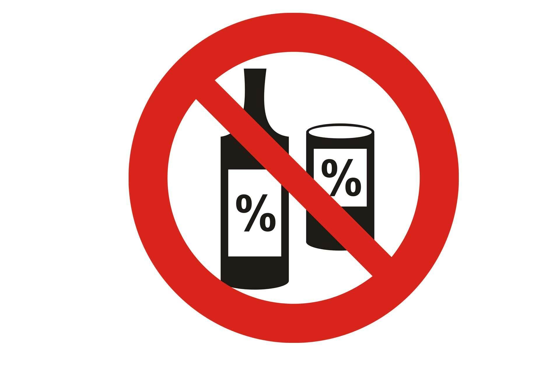 Alkohol ist keine Lösung