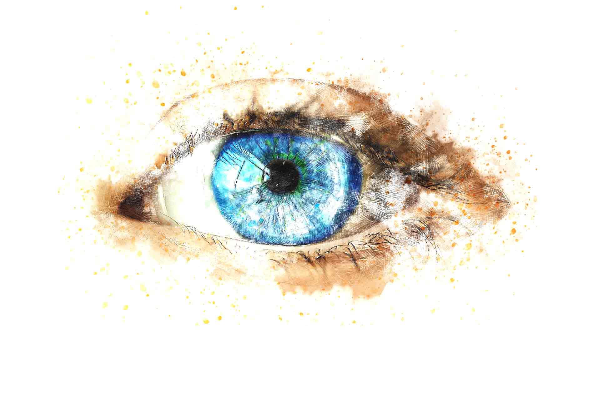 Blick durch meine Augen