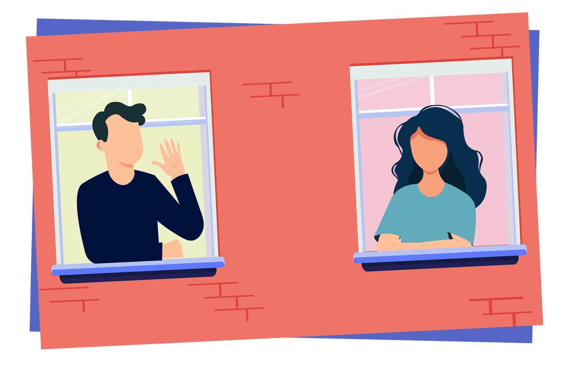 Chat und Cybersex turnen mich an trotz Beziehung !?